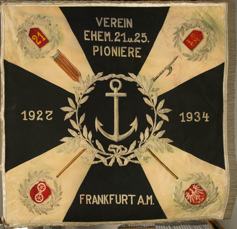Historisches-Museum-Frankfurt _Vorderseite-der-Pionierfahne-1934-HMF.T.2017.0003